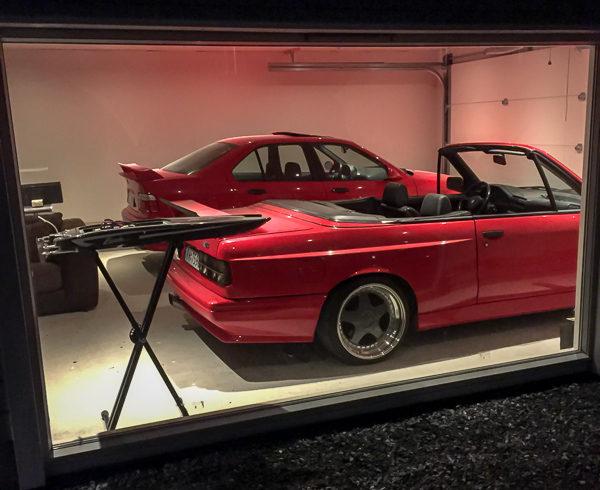 BMW E30 M3 og E36 Class II