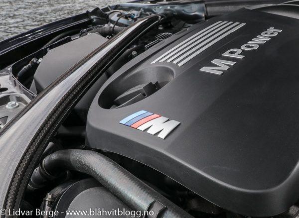 BMW M3 30 Jahre Edition motor