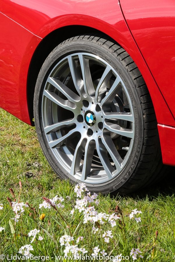 BMW 320d xDrive M Sport hjul