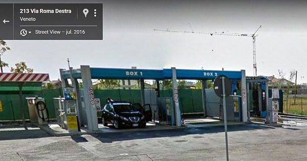 Jesolo Google Street Wiev