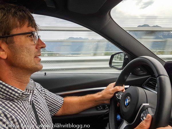BMW 320d xDrive Lidvar Berge