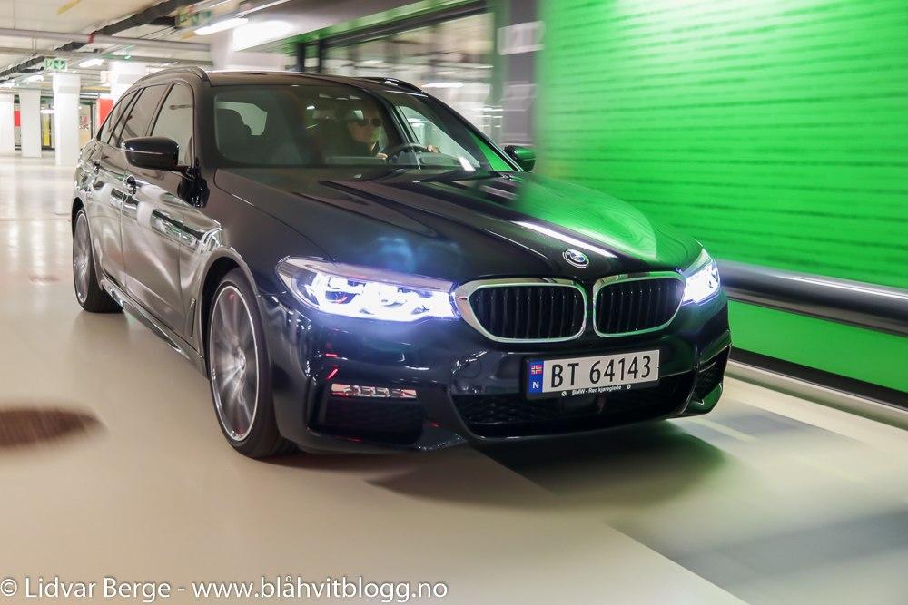 BMW 540i G41