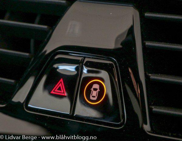 BMW 540i G31 interiør