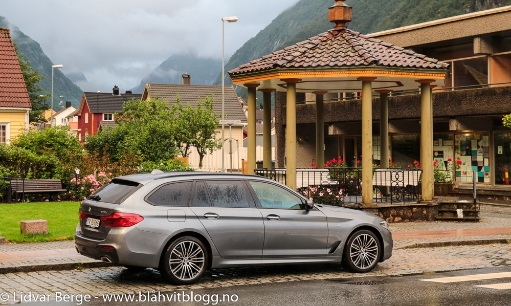 BMW 520d xDrive G31 touring