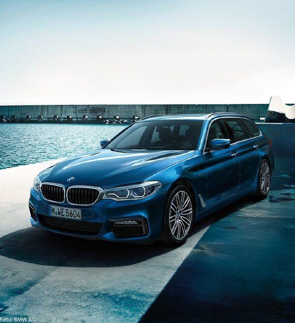 BMW G31 530d
