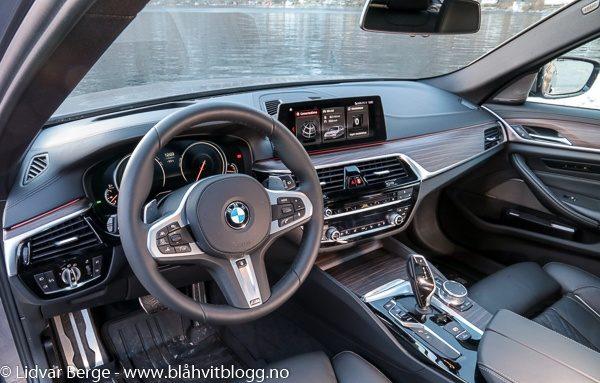 BMW 540d xDrive G31