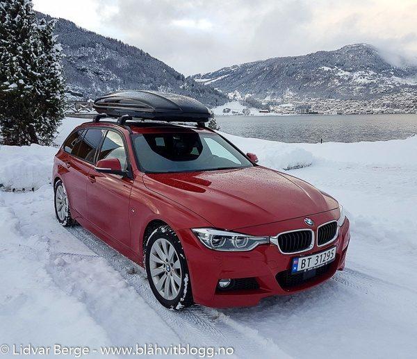 BMW 320d xDrive F31