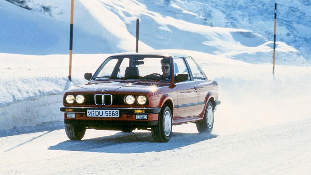 BMW 325xi E30