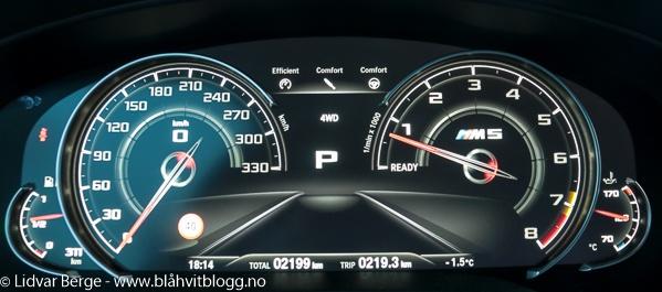 BMW F90 M5