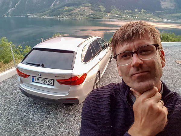 BMW M550d G31