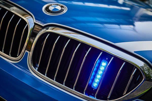 BMW G31 Politzei