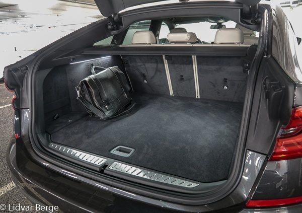 BMW 630d G32