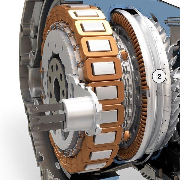 Elektrisk svinghjul